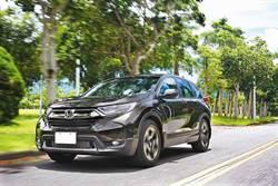 全新Honda CR-V 再創經典高峰