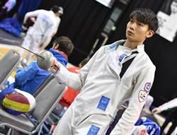 擊劍世錦賽》預賽全勝進64強 陳宗霖寫新猷