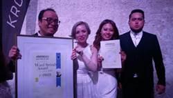 台灣好聲音 「織樂」勇奪葛拉茲阿卡貝拉爵士組冠軍