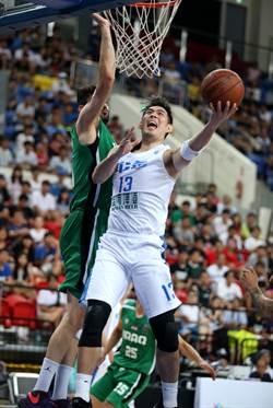 世界盃男籃資格賽 中華隊24日主場打「澳」客