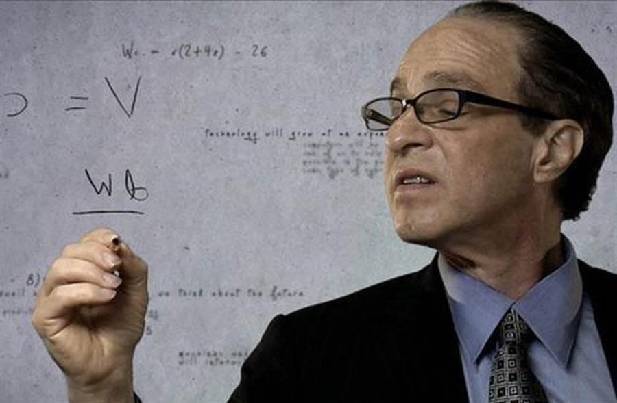 谷歌首席未來學家雷•庫茲韋爾(Ray Kurzweil)。(圖/虎嗅網)