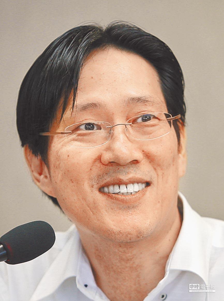 中山大學社會科學院長張其祿