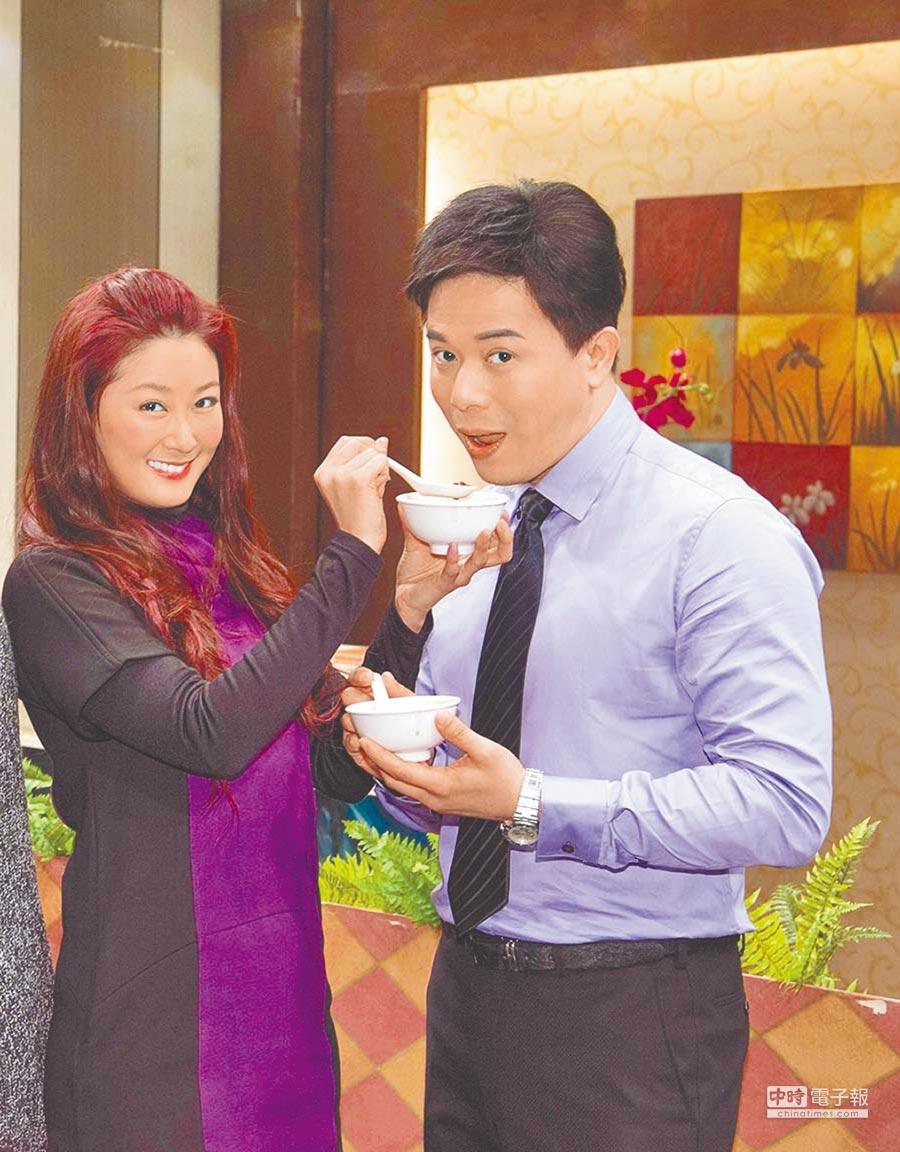 陳珮騏(左)、馬幼興(資料照片)