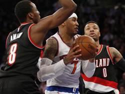 NBA》拓荒者雙衛拉攏 安森尼傳改變心意?