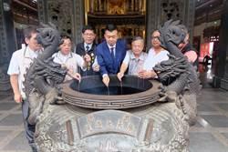「沒香火形同信仰迫害」  逾百宮廟迎請神明上凱道