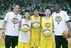 NBA》國泰林書豪籃訓營首次到台中 利佛特助陣