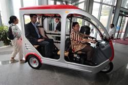 東元電動三輪車 菲律賓將開賣