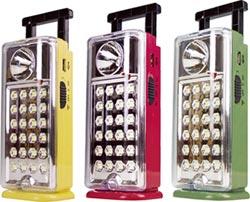太星電工 LED充電式照明燈 亮彩輕巧