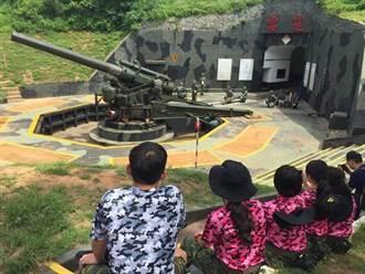 金戰營學員走訪「炮王」 一睹240「雷霆炮」英姿