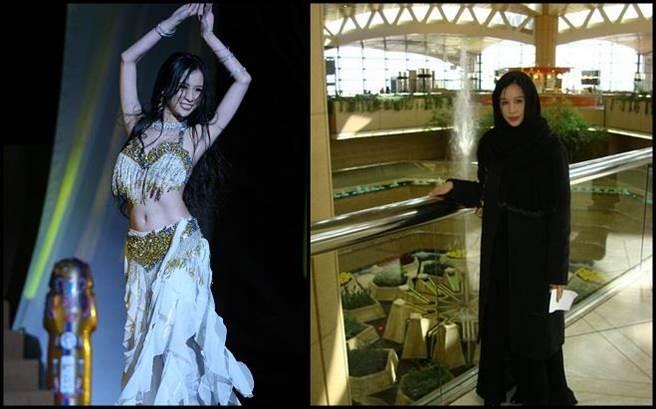 自幼喜歡跳舞的李宛儒,把肚皮舞從中東帶回台灣,創造一股肚皮舞風潮。圖/李宛儒中東文化藝術團提供