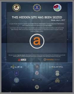 毒品駭客武器橫流 FBI荷蘭關閉兩最大網路黑市