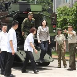8月政軍兵推將模擬總統車隊遇襲 陸戰66旅救援