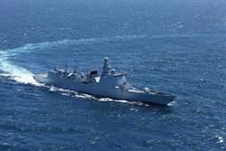 遏止挑釁 中國派最先進驅逐艦加入俄軍演