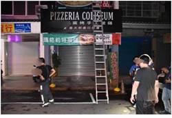 想吃免錢牢飯 無業男披薩店縱火遭逮