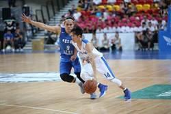 瓊斯盃》兄弟鬩牆打OT 中華藍險勝中華白