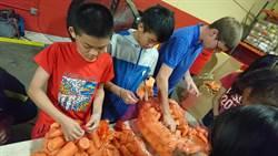 學子暑假出國當志工 下鄉學習傳統原民文化
