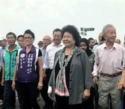 人口負成長 陳菊:「懇求」中央在產業布局給高雄機會