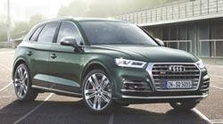 Audi Q5 媲美豪華旗艦車