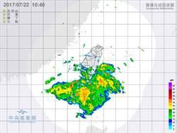 恆春台東大雨特報 小心熱低壓帶來災情