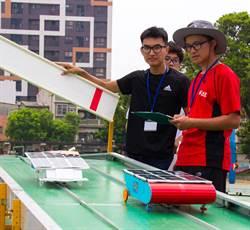 全國高中職太陽能模型車初賽 12隊晉級