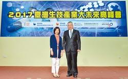 科技部:4主軸 打造生技產業大未來