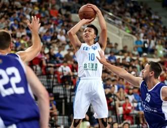 瓊斯盃》想學Kobe霸氣 簡祐哲瞄準國家隊射手
