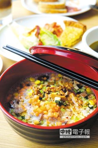 新.餐.廳-除了輕食吧 台北citizenM還多了Noodle Bar