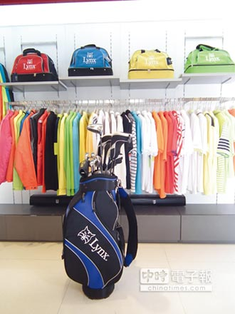 Lynx高爾夫球具、服飾 威信代理