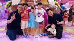 台中禮客轉型搶親子財 打造台灣最大親子樂園