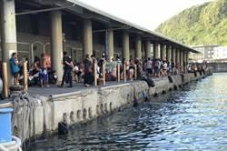 哈格比颱風逼台 綠島蘭嶼航班停駛6495人滯留