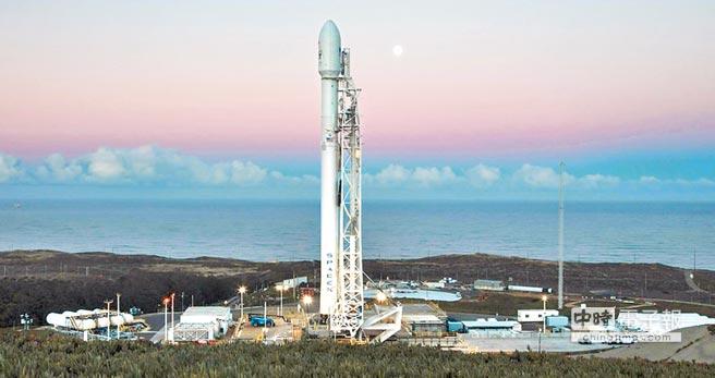 福衛5號衛星將於美國加州發射。圖為美國加州發射地實景。(科技部提供)
