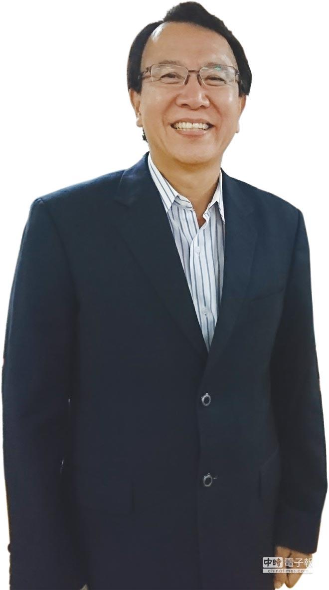 德明財經科技大學校長徐守德。圖/陳碧芬