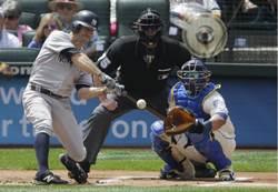 MLB》先發投不滿5局沒差 洋基3轟打趴水手
