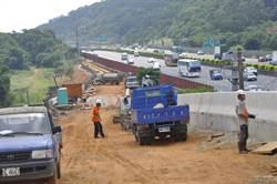 五楊高楊梅匝道  預計今年10月完工