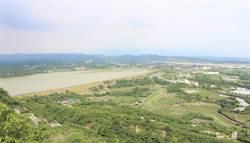北高雄第一條天空步道  崗山之眼8月底完工