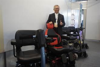 給身障者能飛的翅膀 和大慨捐電動車