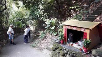 社頭清水岩山神廟糖果 原是護理師的愛