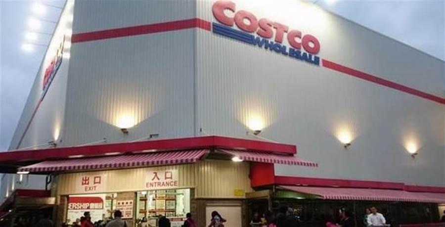 低價策略讓好市多不以賣東西賺錢,而是以會員賺錢。圖為好市多COSTCO內湖店外觀。(本報系資料照片)