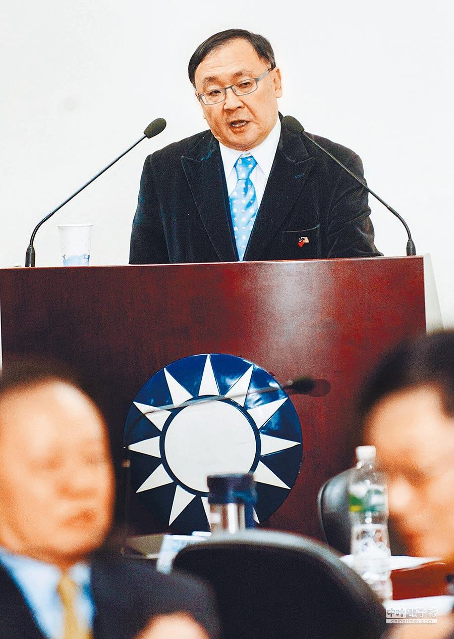 文化大學政治系講座教授陳一新。(本報系資料照片)