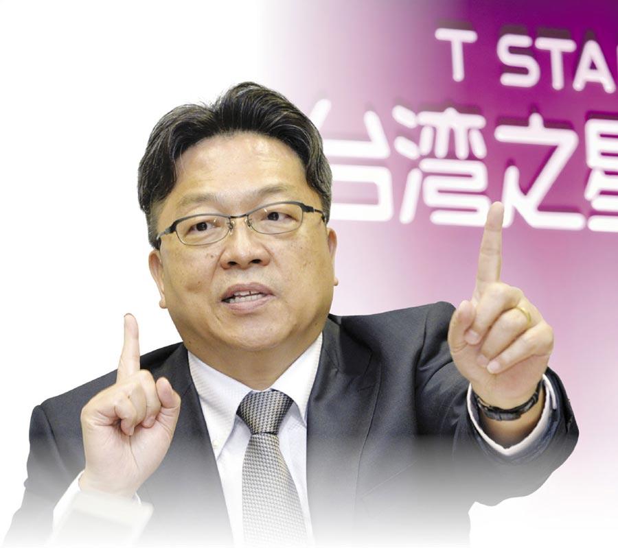 台灣之星總經理 賴弦五