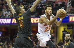 NBA》想當贏家 羅斯底薪加盟騎士