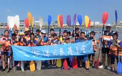 海洋教育夏令營 牽起澎湖高雄兩地囝仔友誼