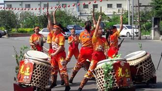 光正國小醒獅戰鼓隊獲邀 赴美國表演
