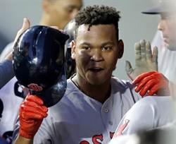 MLB》狄弗斯首轟炸裂 打破紅襪52年紀錄