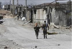 再突破!敘民主軍攻進IS重要據點代爾祖爾