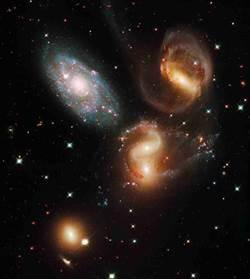 我們都是外星人?太陽系半數物質來自其他銀河系