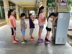 推廣白開水 桃教育局添購192台開飲機