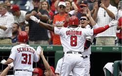 MLB》背靠背靠背靠背!國民單局4連轟