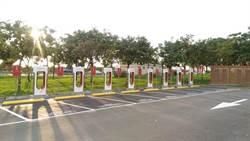 華城電機 取得Tesla在台超級充電站訂單