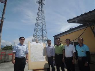 供電地下化 宜市東區高壓電塔估9月可全數拆除